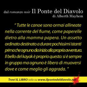 """Estratto da """"Il Ponte del Diavolo"""" di Alberth Mayhem. Trovi IL LIBRO solo su www.ilpontedeldiavolo.net"""