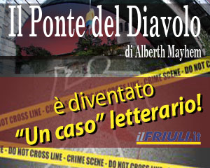 Il Ponte del Diavolo di Alberth Mayhem caso letterario