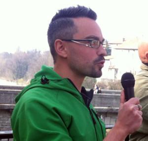 Alberth Mayhem presenta la 24° Marcia delle Rondini a Cividale del Friuli