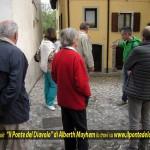 """Passeggiata sui luoghi de """"Il Ponte del Diavolo"""" di Alberth Mayhem a Cividale del Friuli"""