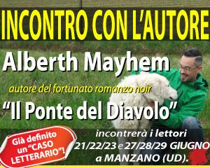 Alberth Mayhem e Rebecca Carinci a Manzano (UD) - Giugno 2014