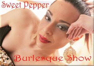 Sweet Pepper - Burlesque Performer - Direttrice Art Harmony Dance