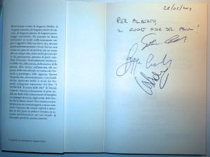 Ma che Film la vita - dedica dell'autrice Elena Carletti a Alberth Mayhem