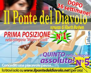 Al Palio di San Donato concediti una piacevole pausa con Il Ponte del Diavolo di Alberth Mayhem!