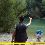 """Scorcio del Natisone a Cividale del Friuli (UD) con lo scrittore Alberto Misano alla scoperta dei luoghi che hanno ispirato il suo romanzo """"Il Ponte del Diavolo"""" firmato con lo pseudonimo Alberth Mayhem"""