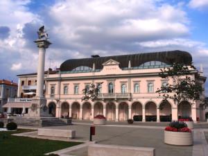 Il nuovo Teatro Comunale di Gradisca d'Isonzo (GO)