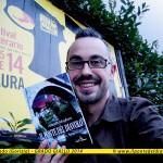 Alberto Misano (Alberth Mayhem) a Grado Giallo 2014 con Il Ponte del Diavolo