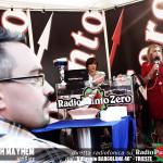 Alberth Mayhem alla Barcolana 46 di Trieste in diretta su Radio Punto Zero