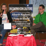 "Alberth Mayhem al Centro Commerciale ""Borc di Cividat"" a Cividale del Friuli (UD)"