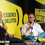 Il professor Elvio Guagnini presenta ALberth Mayhem inserito tra le 7 novità del festival letterario Grado Giallo 2014