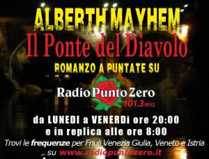 Il Ponte del Diavolo viene trasmesso a puntate alla radio in tutto il Triveneto e in streaming web