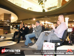 Svelata l'identità di Alberth Mayhem: è Alberto Misano
