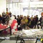 """Alberth Mayhem (alias Alberto Misano) ospitato al centro commerciale """"Borc di Cividat"""""""