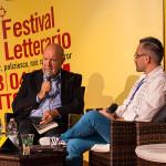 Alberth Mayhem Intervistato al festival letterario Grado Giallo (sull'isola di Grado)