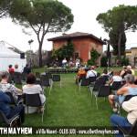 Alberth Mayhem a Villa Maseri - Oleis