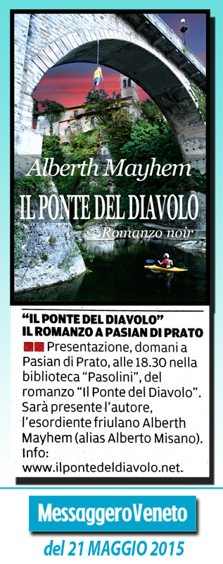 Alberto Misano in bilioteca a Pasian di Prato (UD)