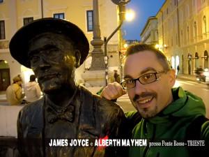 James Joyce!