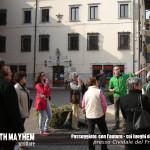 Passeggiate con l'autore - percorsi turistici sulle tracce del noir di Alberth Mayhem